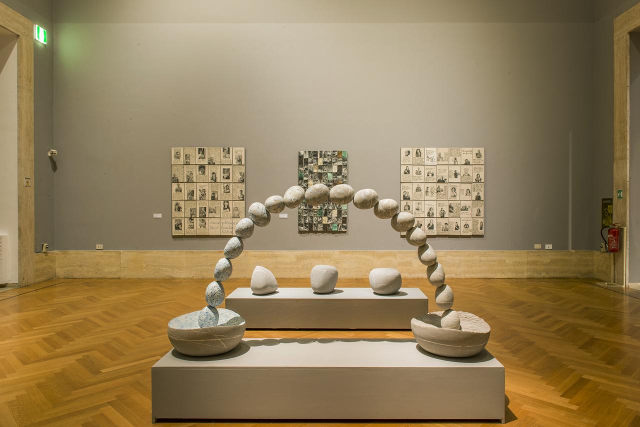 La-scultura-ceramica-contemporanea,-Galleria-Nazionale-d_Arte-Moderna,-Roma-2015